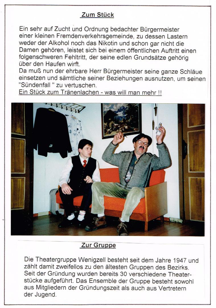 Brave Sünder_Info_1995