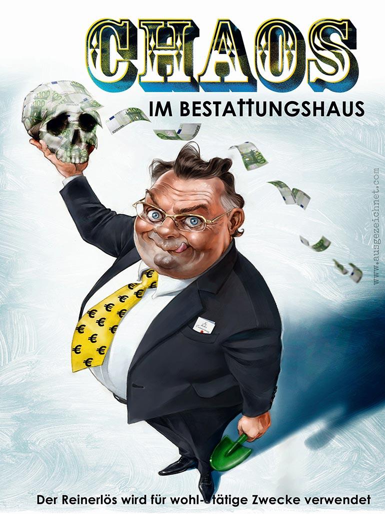 Chaos im Bestattungshaus 2020_Theater Wenigzell