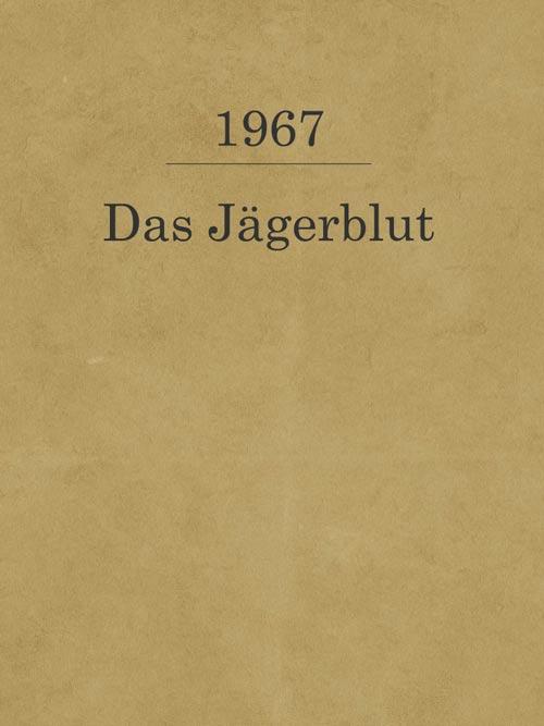Das Jägerblut_1967