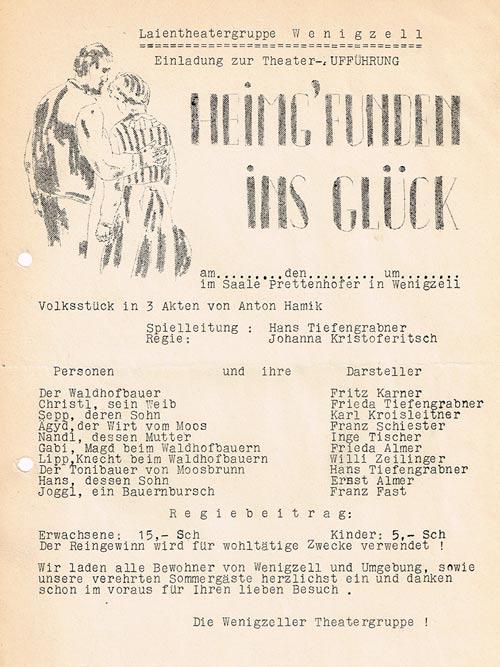 Heimgfunden ins Glück_1948_Plakat