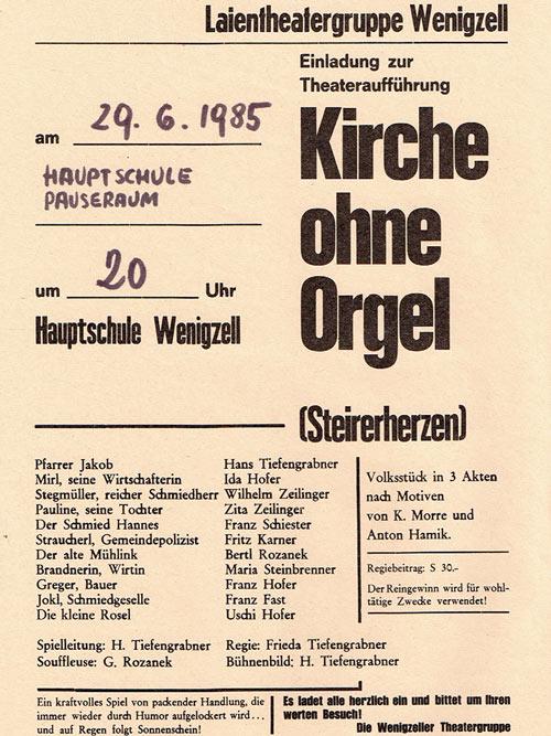 Kirche ohne Orgel_1985_1963_Plakat